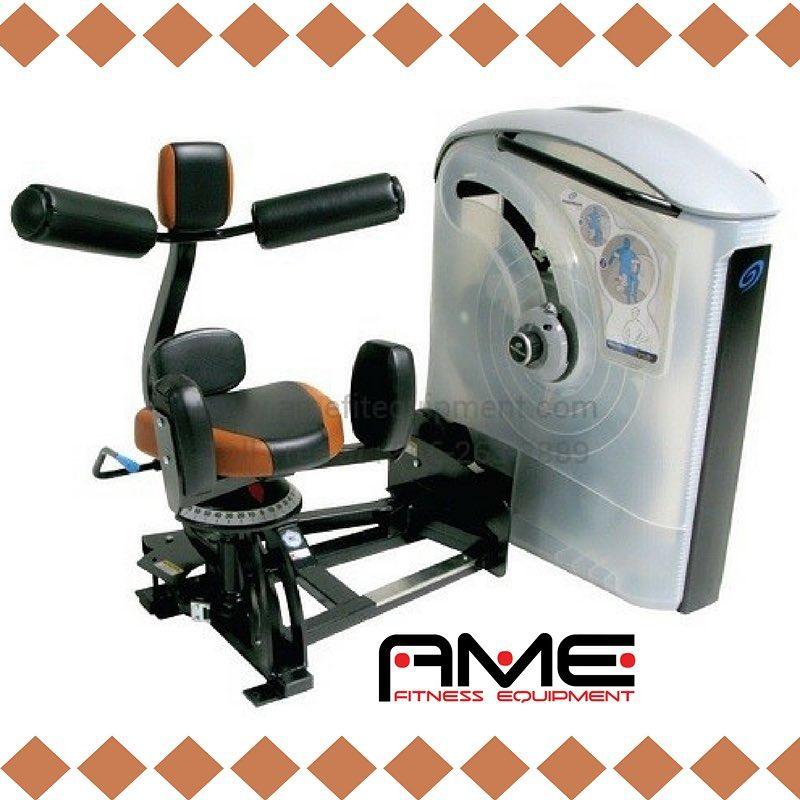 Refurbished gym equipment