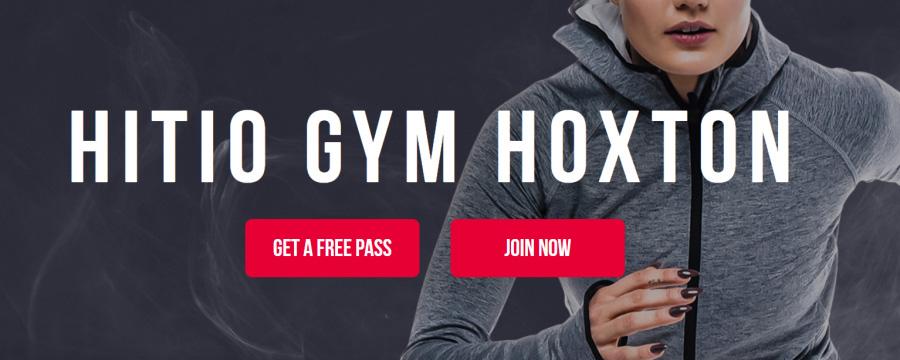 HITIO/MUDO Gym + Perfect Gym