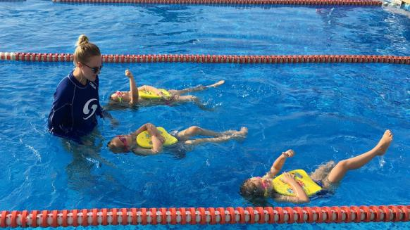 Perfect Gym Swim School lesson plan activities