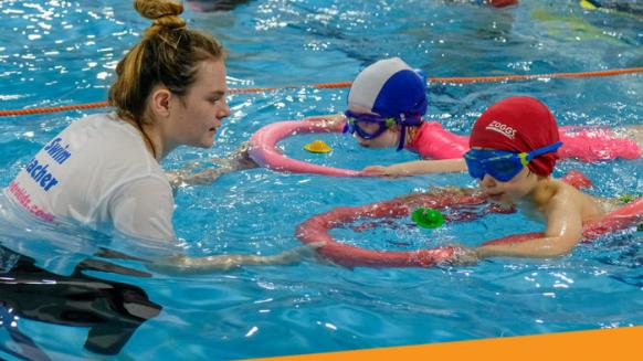 Perfect Gym Swim School lesson plan assessment motivated students