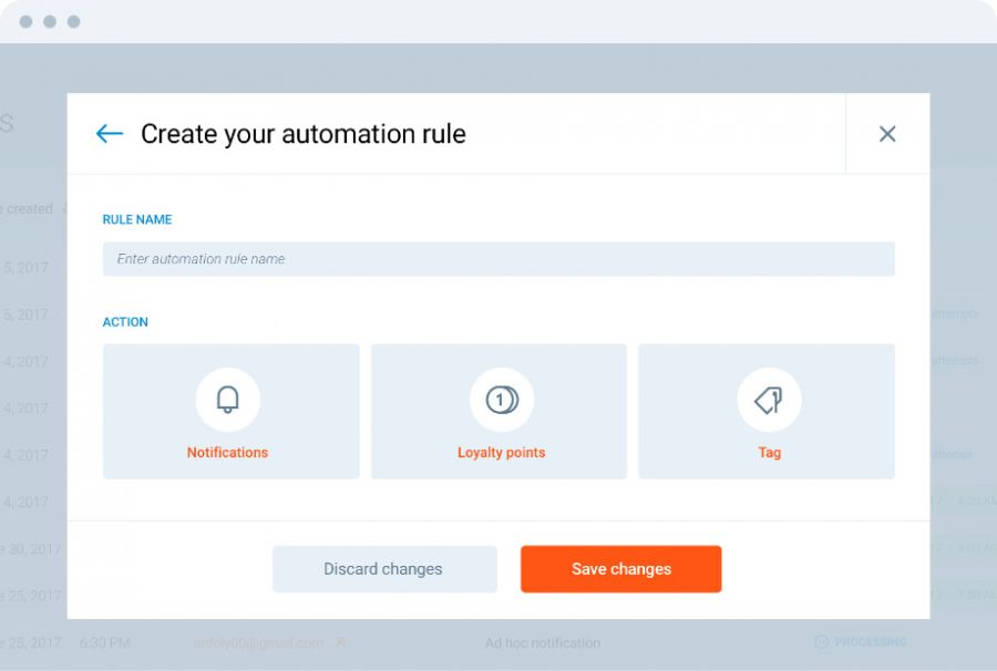 Automation Rules