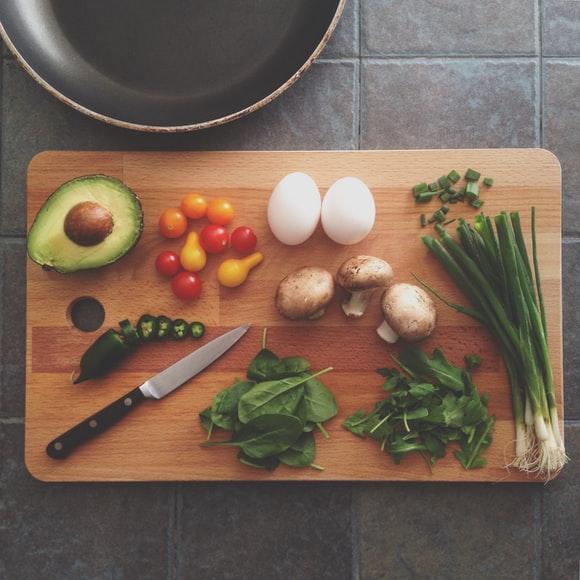 Online wellness cooking class